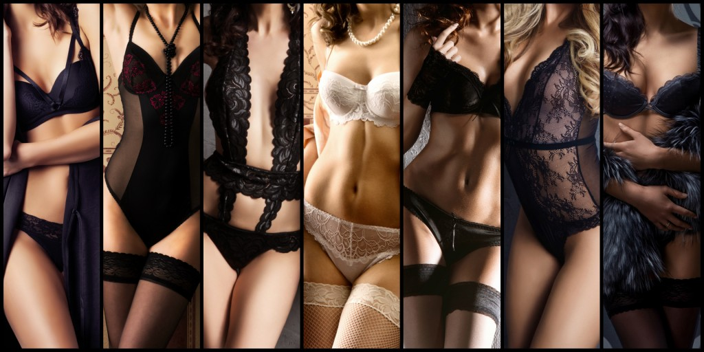 Role Playing Task:  Lingerie Fitting