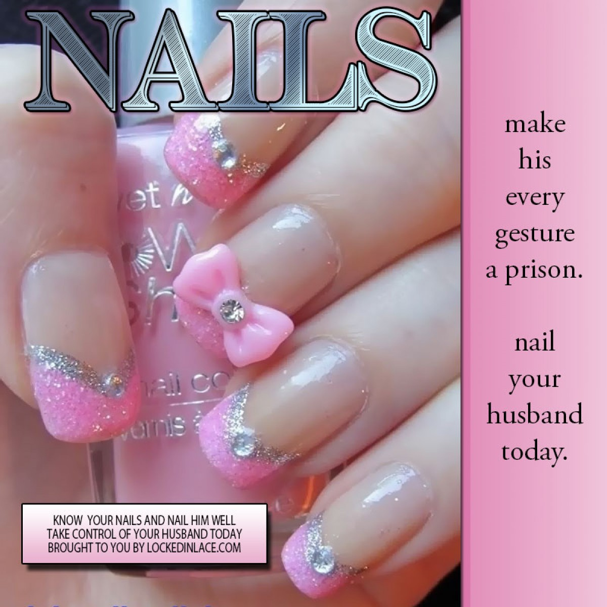 Nails - Nail him Well